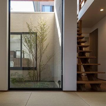 柏の葉の家