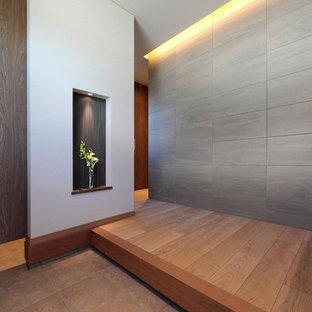 Immagine di un ingresso o corridoio etnico