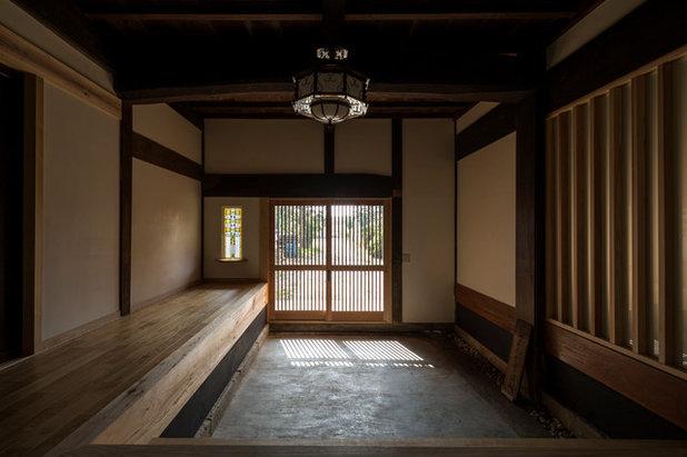 カントリー 玄関 by 一級建築士事務所 株式会社 けやき建築設計
