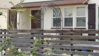 英国スタイルの家:プラット17×27 ルージュ ニュアンセ色