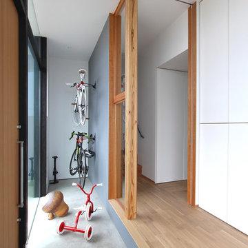 野田の家 R house