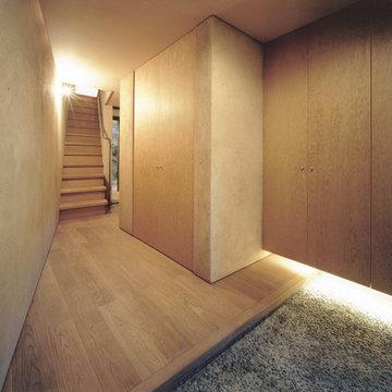 ・風と光とプライバシーをコントロール|松ヶ鼻町の家