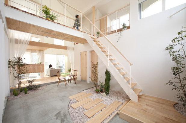 北欧 玄関 by ALTS DESIGN OFFICE (アルツ デザイン オフィス)