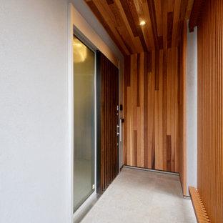 Foto di un portico minimalista