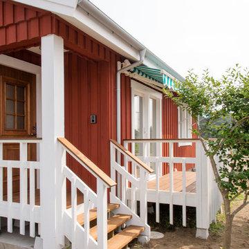 スウェーデンの家 千葉県旭市 / Swedish style house