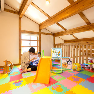Photo of a world-inspired nursery in Nagoya.