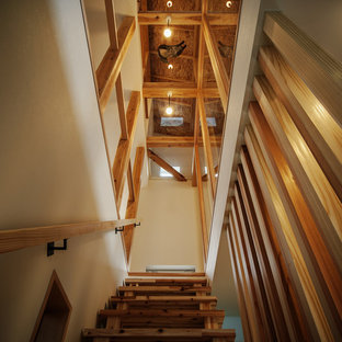 Staircase - asian staircase idea in Osaka