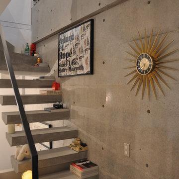 モダン 階段