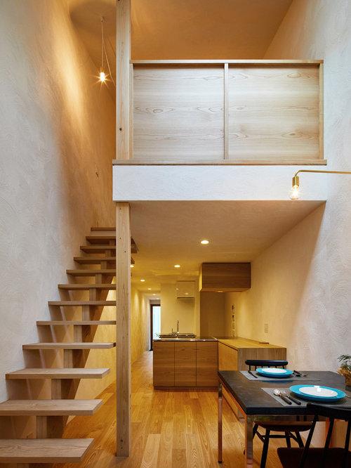 asiatische kleine treppen ideen f r treppenaufgang. Black Bedroom Furniture Sets. Home Design Ideas