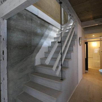 京町家リノベーションの宿と住まい