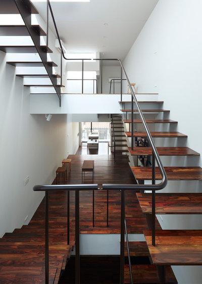 アジアン 階段 by 藤原・室 建築設計事務所