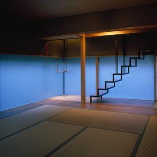 大阪の和風のおしゃれな階段の写真