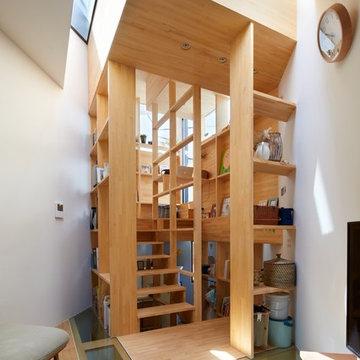 帝塚山の家/House in Tezukayama