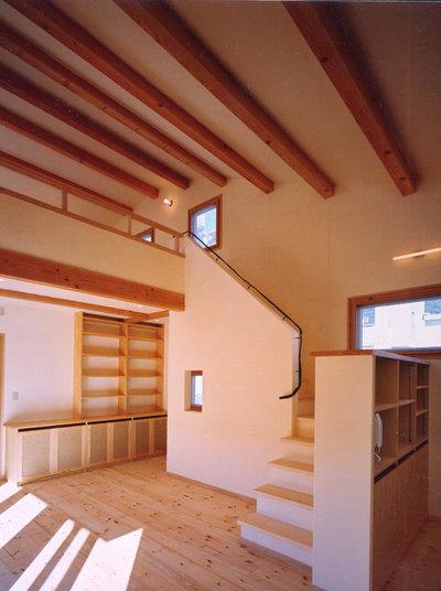 階段 by 一級建築士事務所 YURI DESIGN
