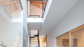戸建リノベーション実証住宅 「代沢の家」