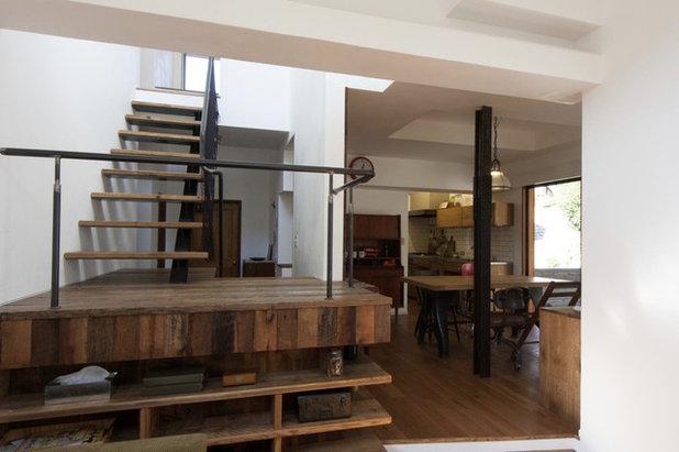 階段 by ブリックス。一級建築士事務所