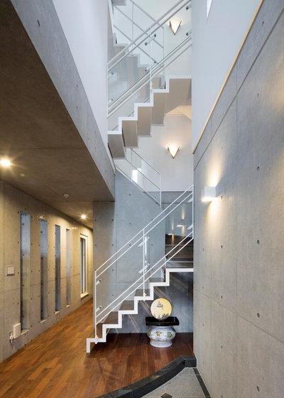 インダストリアル 階段 by 株式会社ヴァンクラフト空間環境設計