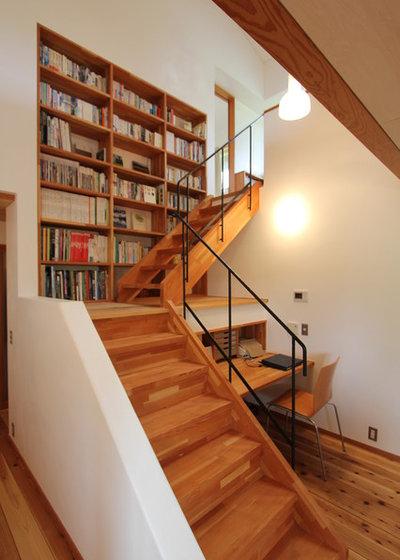 アジアン 階段 by 藤松建築設計室