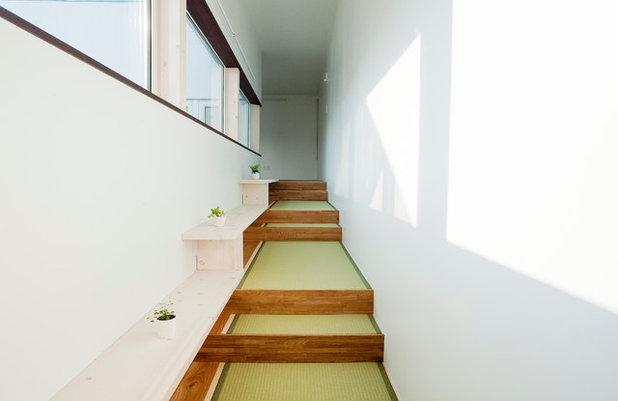 アジアン 階段 by 一級建築士事務所 アーキラボ・ティアンドエム