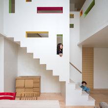 This Just In: Peekaboo Stairwell, Fukuoka, Japan