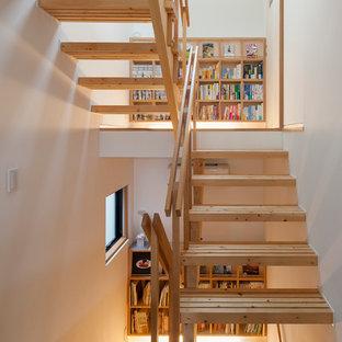 LIGHT BLOSSOM シンプルな外観に光と灯りを詰め込んだ木造3階建て