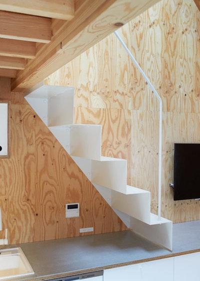 アジアン 階段 by 株式会社TENHACHI一級建築士事務所