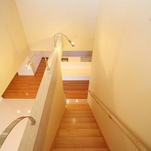 На фото: лестницы в стиле модернизм