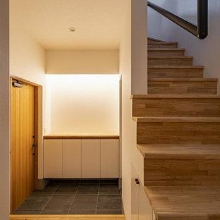 Стильный дизайн: лестница в восточном стиле - последний тренд