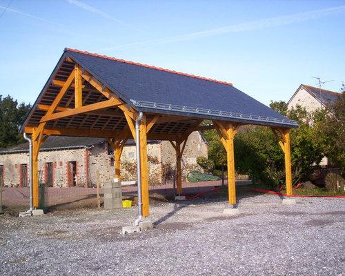 DOIZON : La Gamme Bois (Auvent, Carport, Pergola ...)