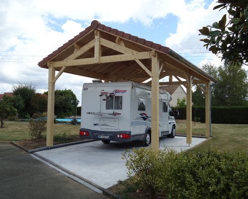 Wonderful DOIZON : La Gamme Bois (Auvent, Carport, Pergola ...)