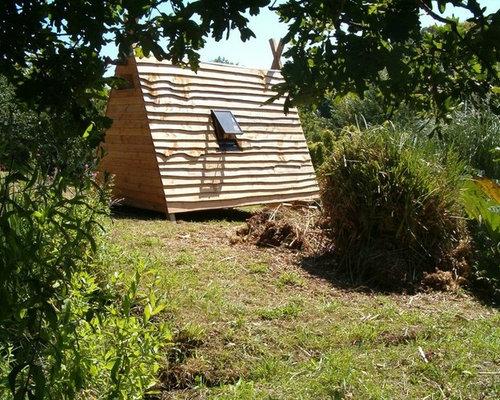 Abri de jardin montagne budget lev photos et id es for Taille moyenne maison
