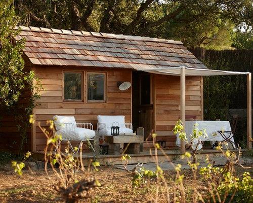 abri de jardin photos et id es d co d 39 abris de jardin. Black Bedroom Furniture Sets. Home Design Ideas