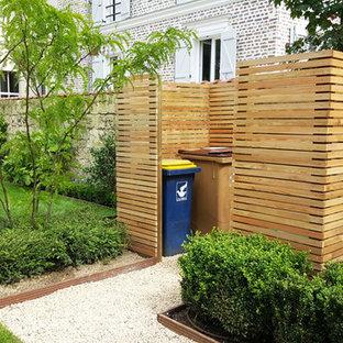 Moderne Garage und Gartenhaus in Paris Ideen, Design ...