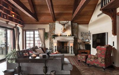 Visita privada: Un rancho de estilo americano… ¡en Estocolmo!