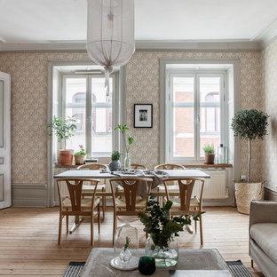 Artsy sekelskifteslägenhet på Södermalm