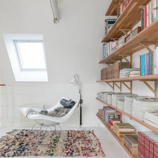 Idéer för att renovera ett skandinaviskt allrum