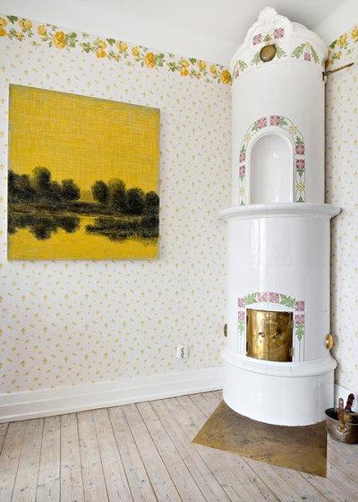 Кантри Семейная комната by Svensk Fastighetsförmedling