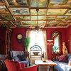 Houzzbesuch: Ein kreatives Zuhause – mit Bildern an der Decke