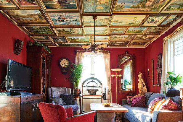 Eklektisch Wohnzimmer by Studio Dittmer