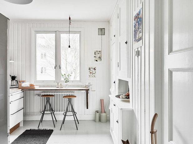 Nórdico Sala de estar by Anders Bergstedt Photography