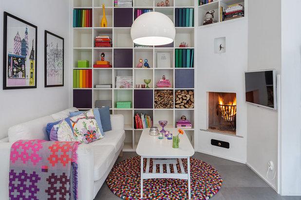 10 ideen wie sie ein kleines wohnzimmer einrichten. Black Bedroom Furniture Sets. Home Design Ideas