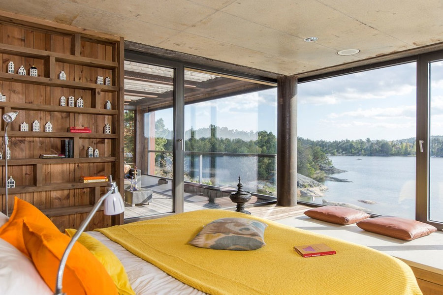 waterfront house archipelago