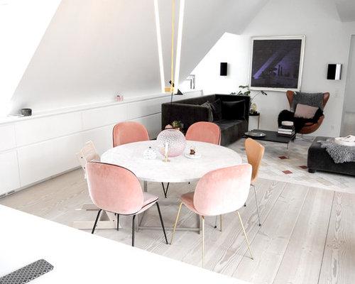 Billeder og indretningsidéer til moderne stue i danmark