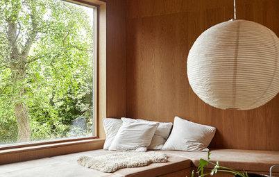 Indbygget hyggekrog i vindueskarmen –  17 inspirerende eksempler