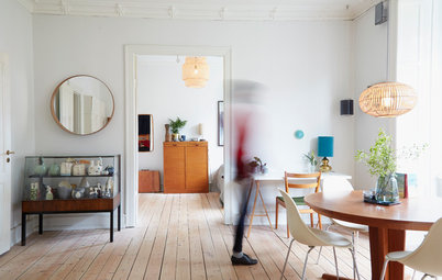 Danish Houzz Tour: A Comfortable Home With Family in Mind