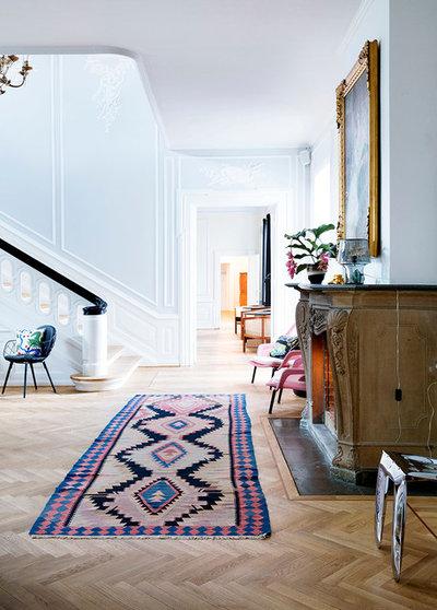 Klassisk Allrum by Frederikke Aagaard Design Studio