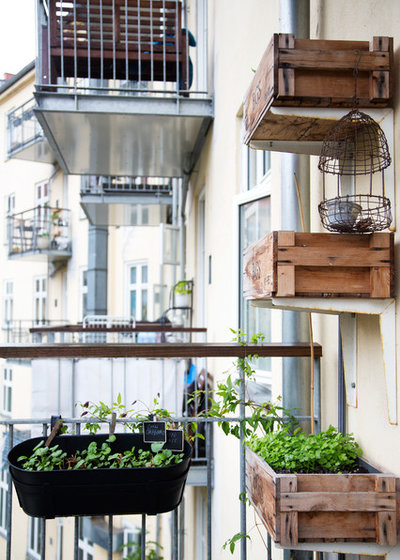 Skandinavisk Balkong by Fotograf Camilla Stephan
