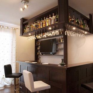 Bar De Salon Classique Italie Photos Et Idées Déco De Bars De Salon