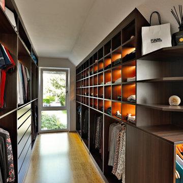 Ankleidezimmer für Sie und Ihn