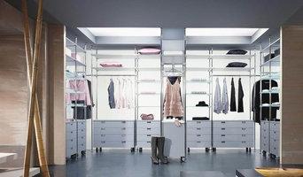 Begehbare Garderobe / Kleiderraum